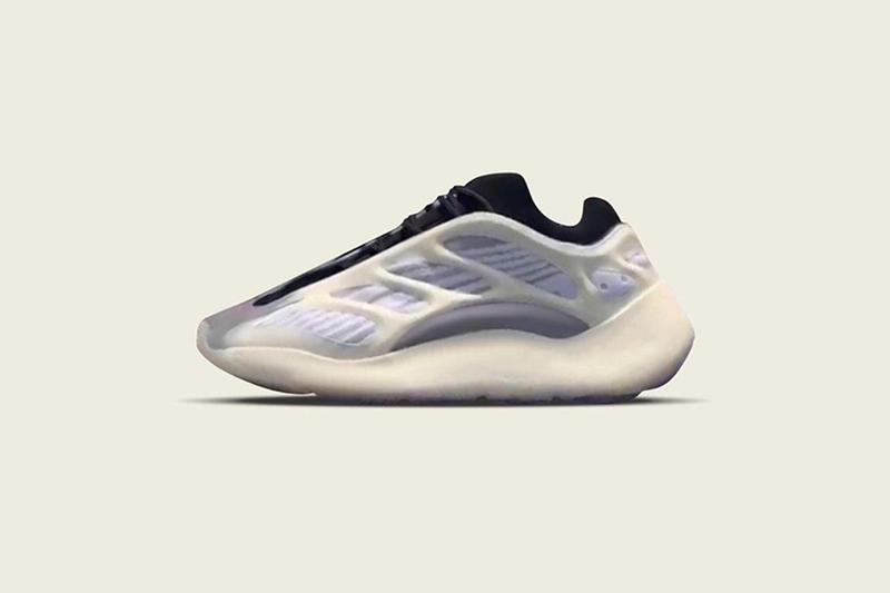 全新鞋款 YEEZY BOOST 700 V3 更多細節釋出