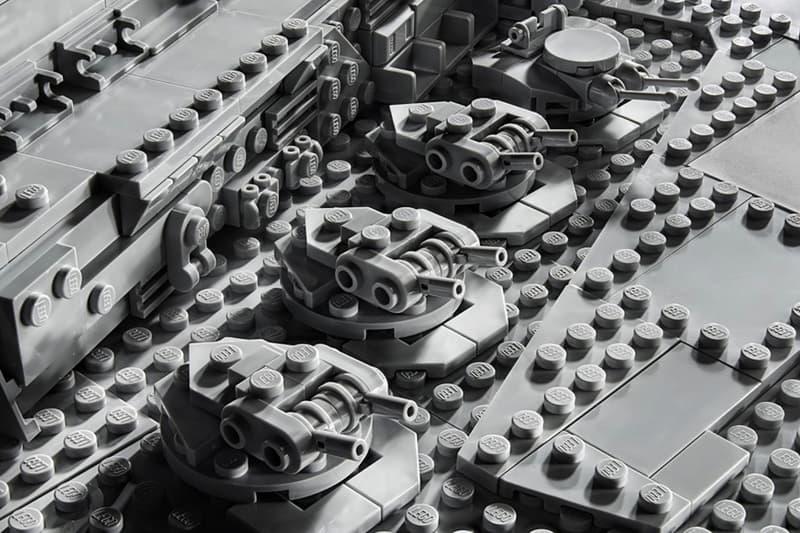 巨體積木系列-LEGO 推出全新版本《Star Wars》滅星者 Devastator 戰艦模型
