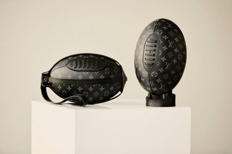 Louis Vuitton 推出要價 ¥300,000 日圓之別注橄欖球組合