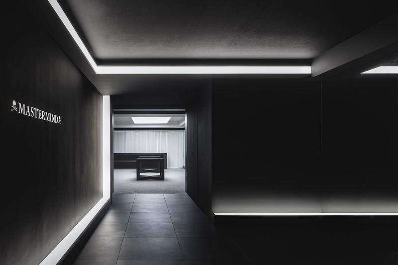窺視奢華背後-走進 mastermind JAPAN 東京工作室