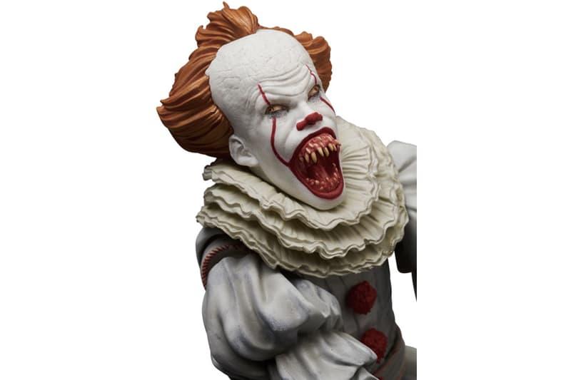 Medicom Toy 推出《IT》「恐怖小丑」Pennywise 可動式模型
