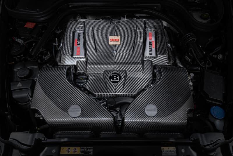 IAA 2019 − Brabus 打造 Mercedes-AMG G-Class 全新動力強化車型