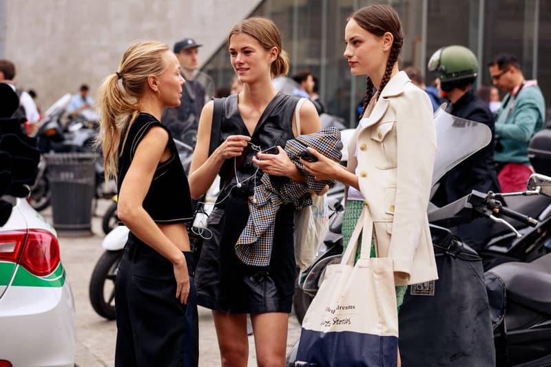 Street Style: 2020 春夏米蘭時裝周街拍特輯