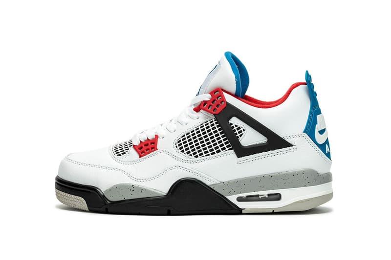 率先近覽 Air Jordan 4 全新配色「What The」