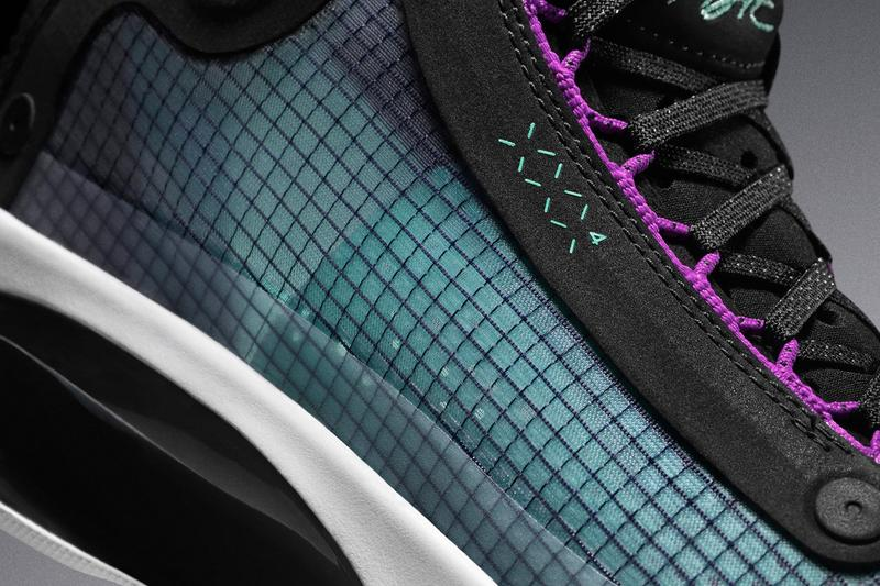 Jordan Brand 正式發佈最新籃球鞋 Air Jordan XXXIV 完整資訊
