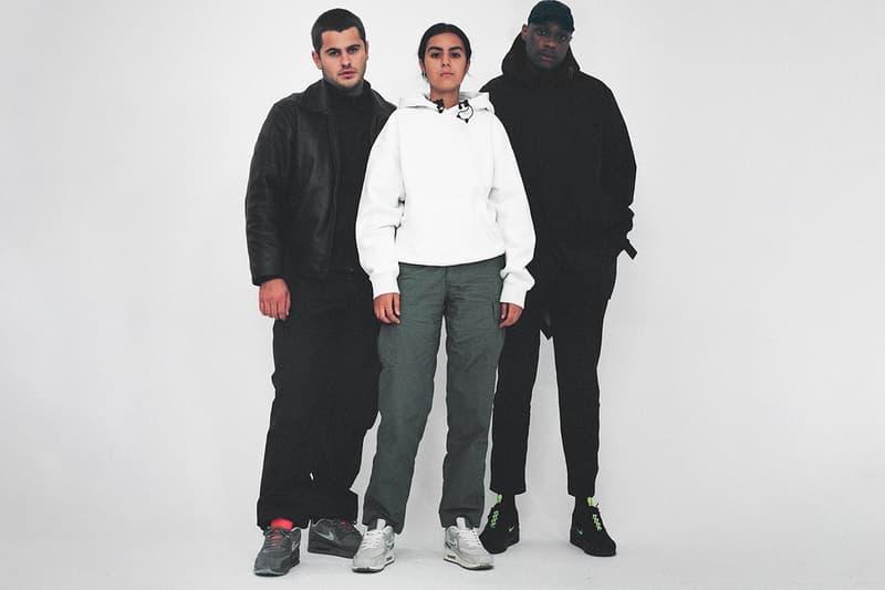 Nike x The Basement 全新聯乘 Aix Max 90「City Series」系列發佈