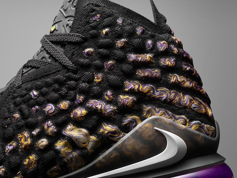 Nike 發佈 LeBron James 最新戰靴 LEBRON 17