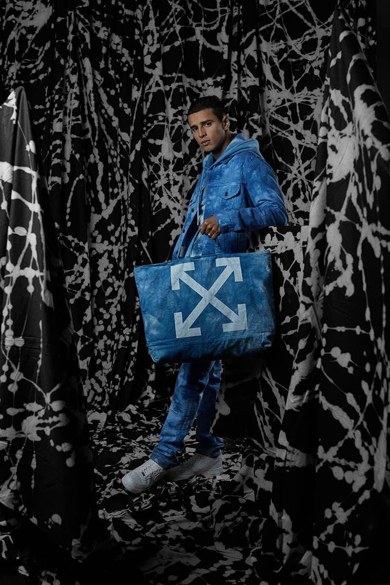 藍染工藝 - Off-White™ x END. 全新聯乘系列公佈