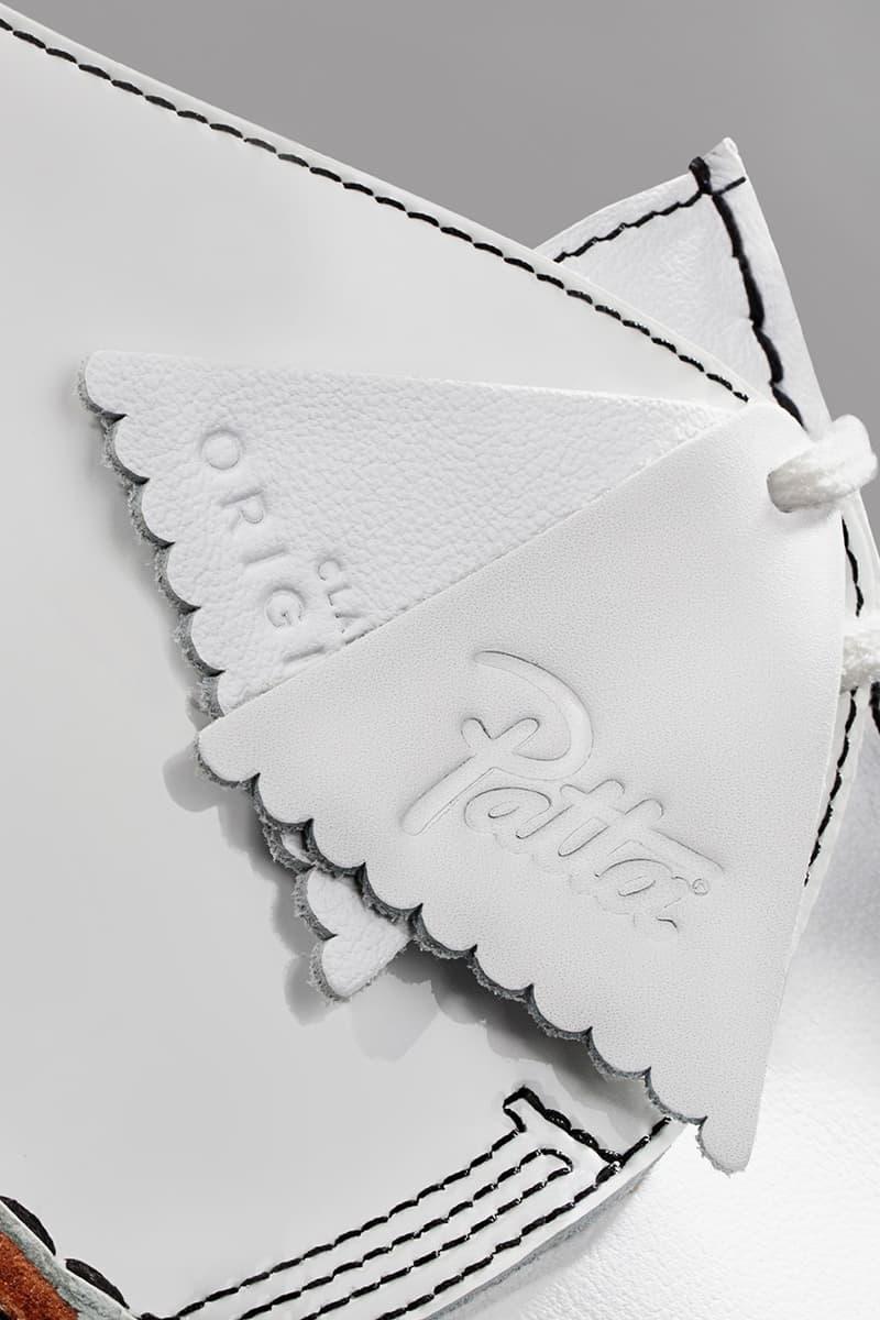 Clarks ORIGINALS X Patta 全新聯名即將發售