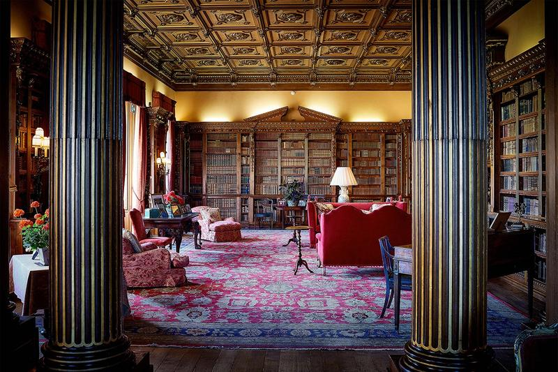 晉升上流 − Airbnb 開放登記入住英國影集《Downton Abbey》劇中城堡