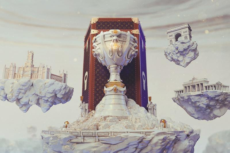 Riot Games 宣佈 Louis Vuitton 將成為《League of Legends》2019 世界大賽之合作夥伴
