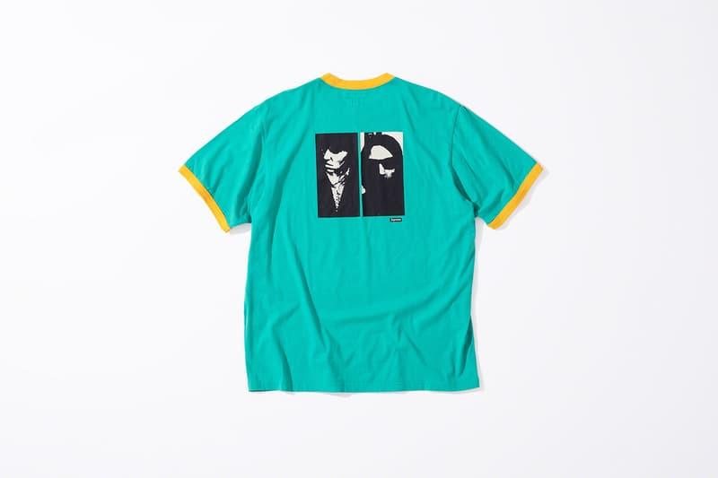Supreme x The Velvet Underground 聯名系列
