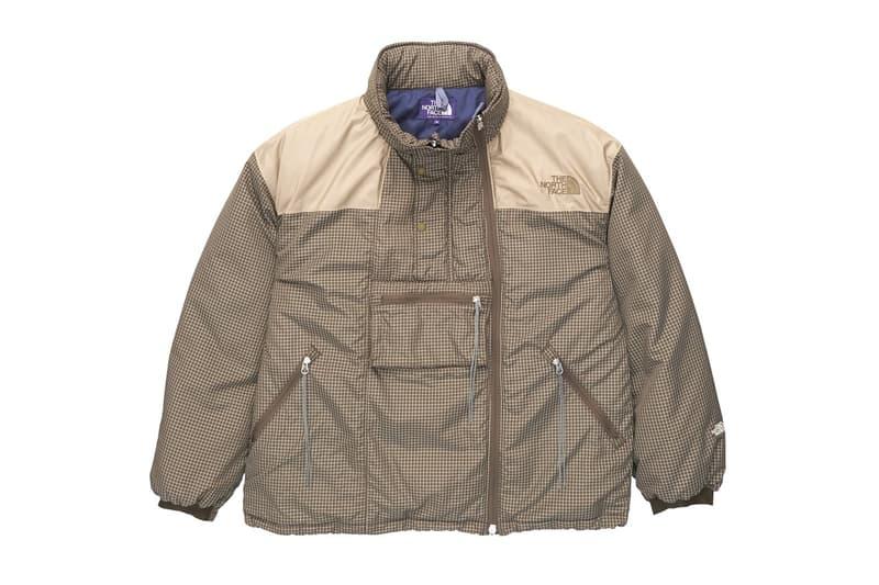 THE NORTH FACE PURPLE LABEL 推出全新 Steep Tech™系列衝鋒衣及夾克