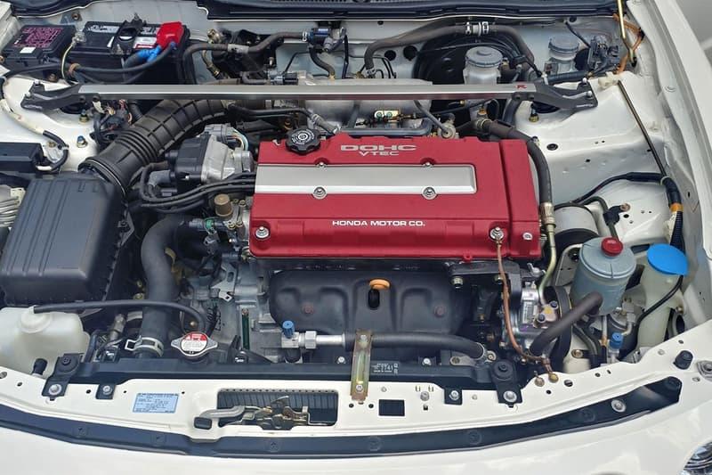 罕見 1997 年 Acura Integra Type R 以 $82,000 美元高價售出