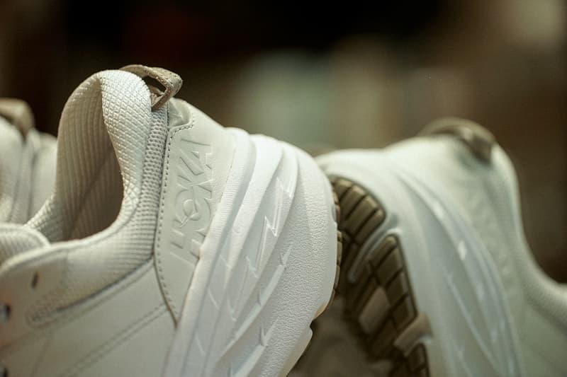 近赏 HOKA ONE ONE with OPENING CEREMONY 联名鞋款