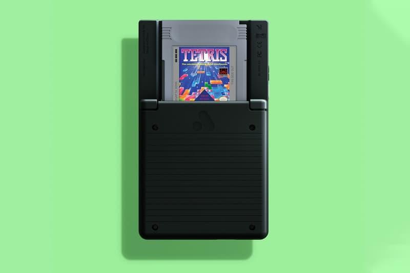 致敬復古經典 − 遊戲製造商 Analogue 推出 Nintendo Game Boy 重塑品