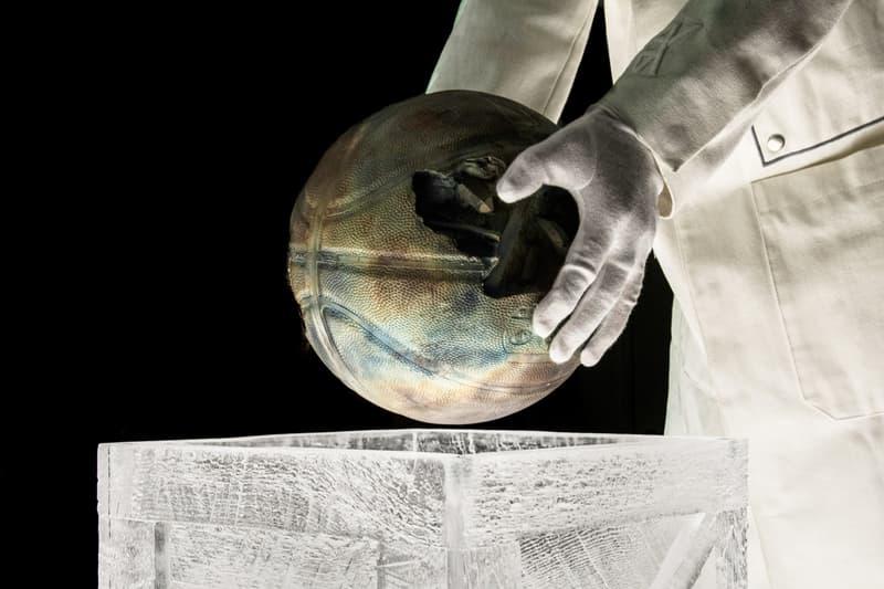 Best Art Drops:Daniel Arsham「銅製籃球」、Joan Cornellá「自拍槍」和 Infinite Objects 動態相框