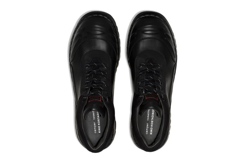 Kiko Kostadinov x CamperLab 發佈搭載 Gore-Tex 機能靴款