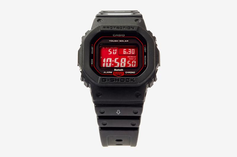 Chemist Creations x G-SHOCK 聯乘 DW-5600 腕錶系列發佈