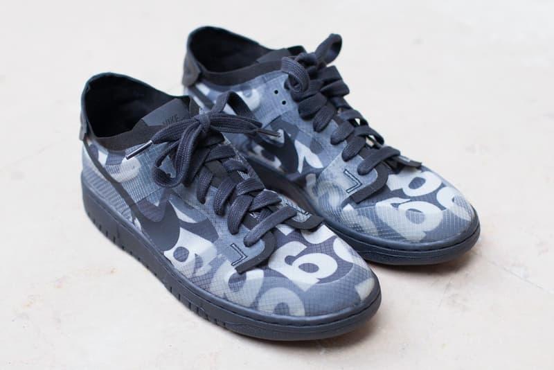 率先預覽 COMME des GARÇONS x Nike Dunk Low 最新 2020 春夏聯乘鞋款