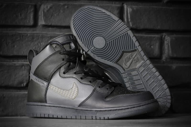率先近覽 FORTY PERCENT AGAINST RIGHTS x Nike SB Dunk High 聯乘鞋款