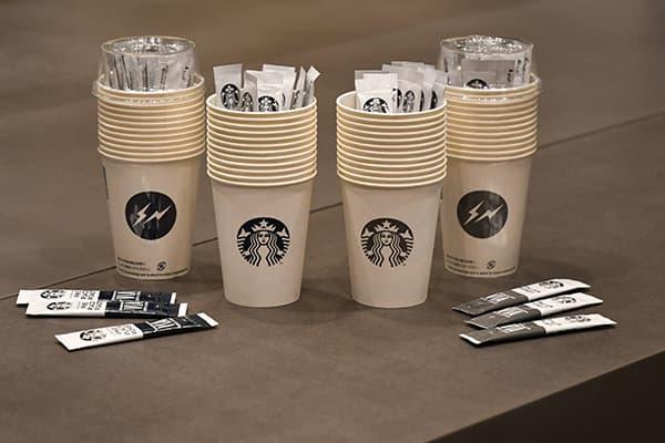 藤原浩連彈!fragment design x Starbucks 聯乘單品追加