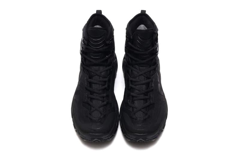 鞋迷福音 − HOKA ONE ONE TOR ULTRA HI 全黑版本再度補貨