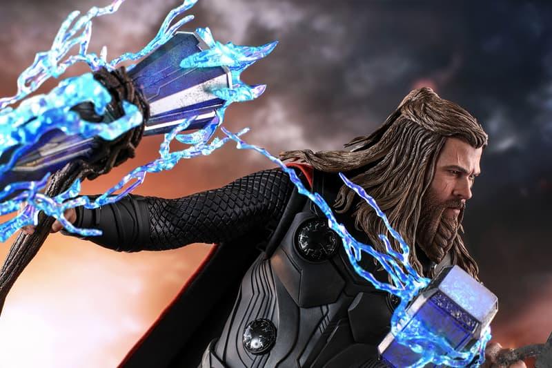 萬眾期待-Hot Toys 推出《Avengers: Endgame》Thor 肥宅雷神 1:6 珍藏人偶