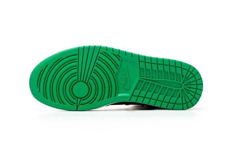 Air Jordan 1 全新「Pine Green」配色上架情報公開