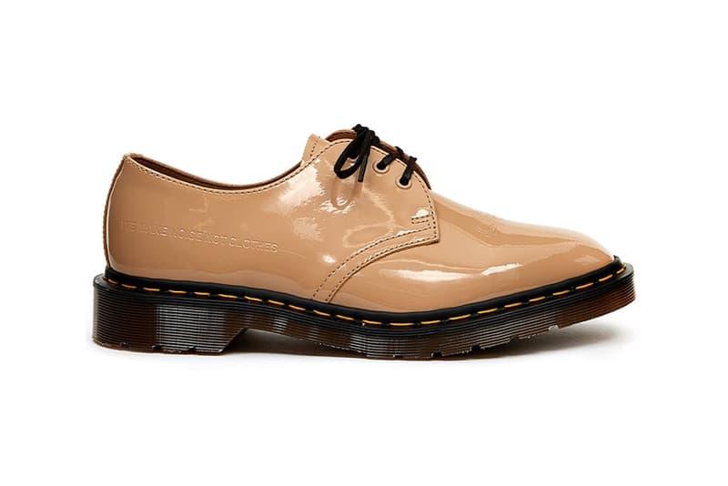 UNDERCOVER x Dr. Martens 再度聯手打造別注漆皮 1461 鞋款