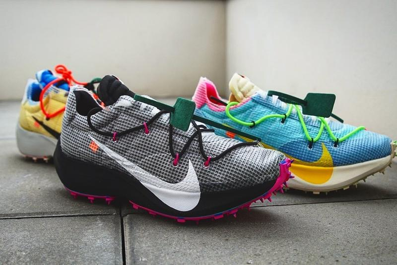 Off-White™ x Nike 全新聯名 Vapor Street 系列正式接受預購