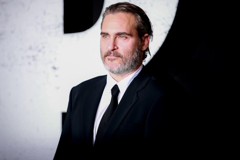 Joaquin Phoenix 對《Joker》飽受爭議一事發表感想
