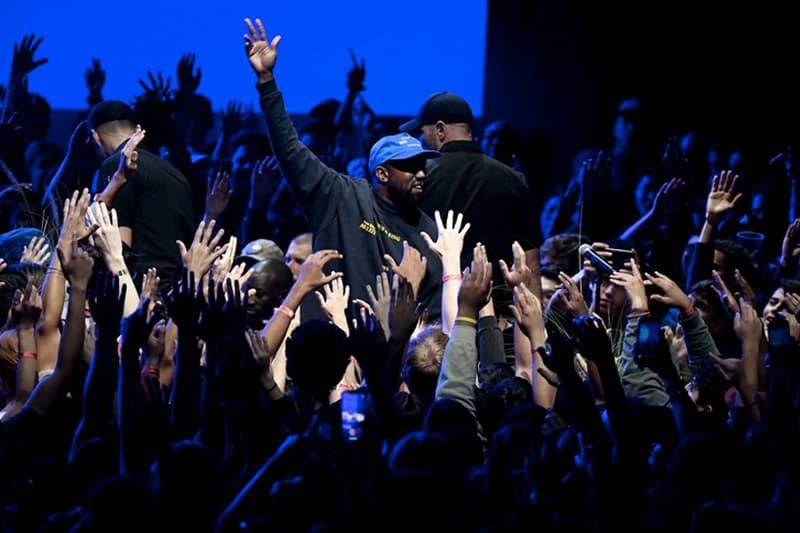 Kanye West 透露最新專輯「Jesus Is King」巡迴演唱會即將開跑
