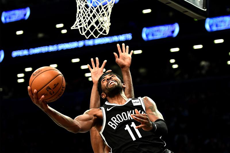 Kyrie Irving 奪得 50 分打破 NBA 轉隊開幕戰最高分紀錄g