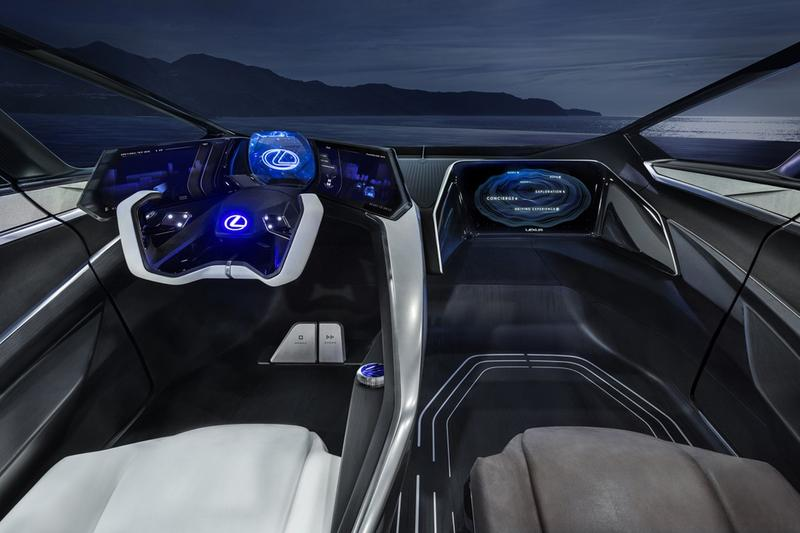 東京車展 2019 − Lexus 首款全電能概念車 LF-30 發佈