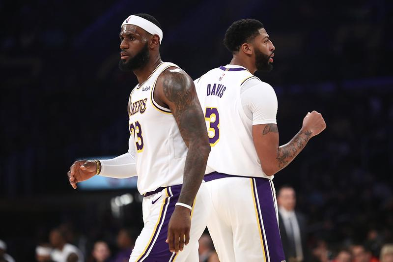 NBA 官方公開 LeBron James、Kevin Durant、Anthony Davis 等球員「真實身高」