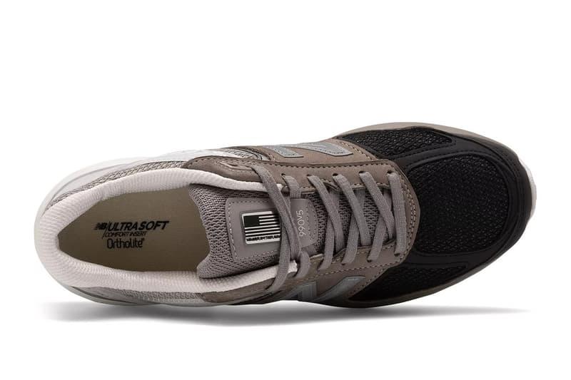 層次分明-New Balance 990v5 全新三重配色鞋款