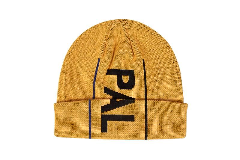 Palace Skateboards 冬季系列第 4 週入手指南