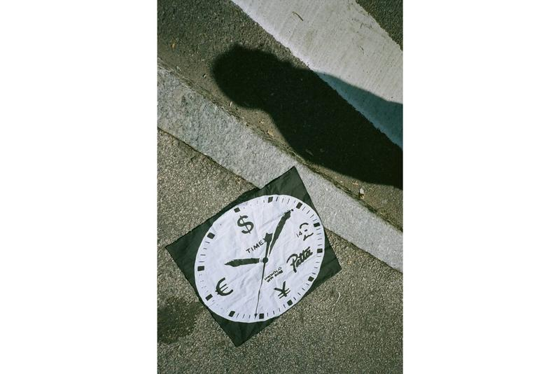 Patta x Timex 全新「Time is Money」聯乘腕錶系列發佈