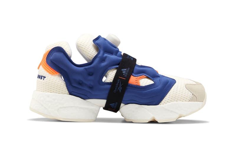 Reebok 與 adidas 正式發佈全新 Instapump Fury BOOST 鞋款
