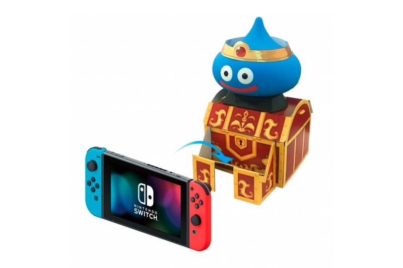 Nintendo Switch 別注「史萊姆」造型手柄再度上架