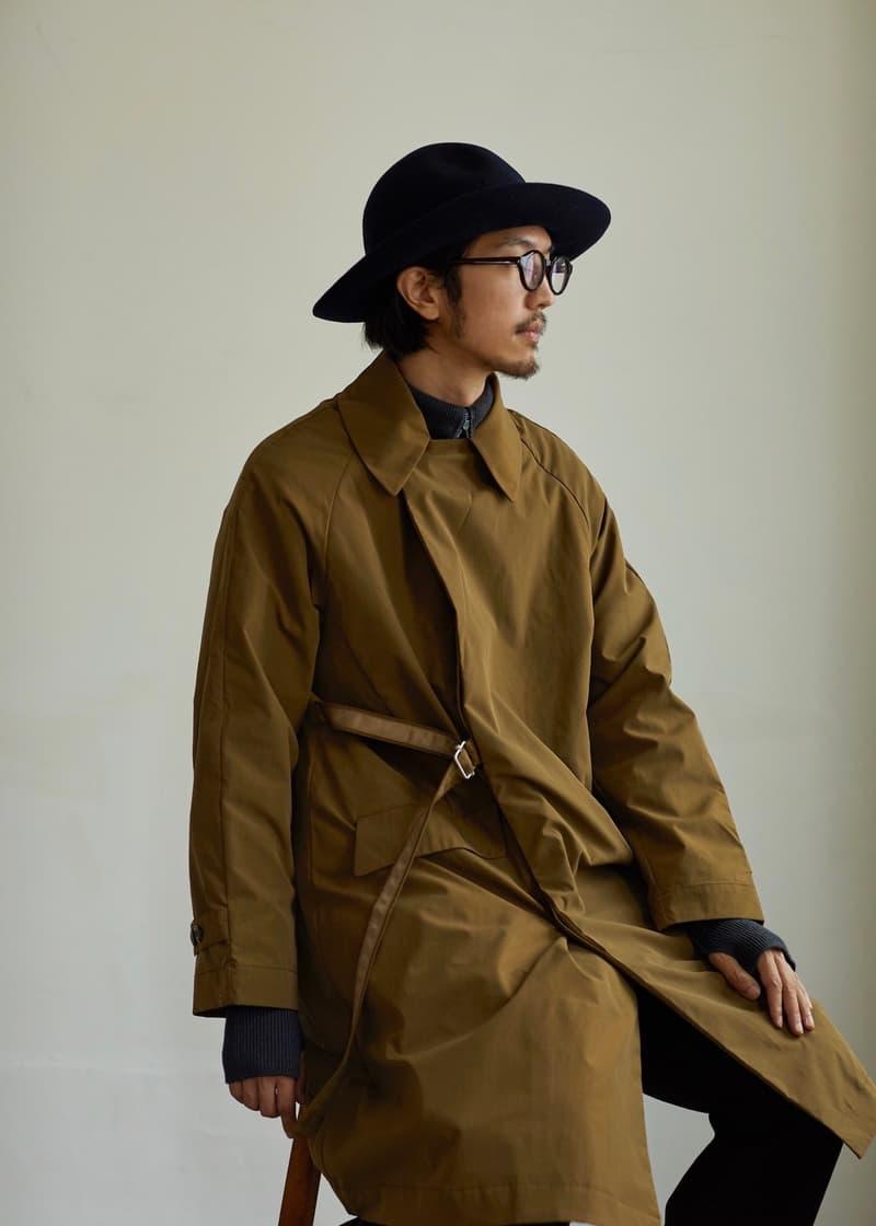 U.Sage 发布 2019 秋冬系列 Lookbook