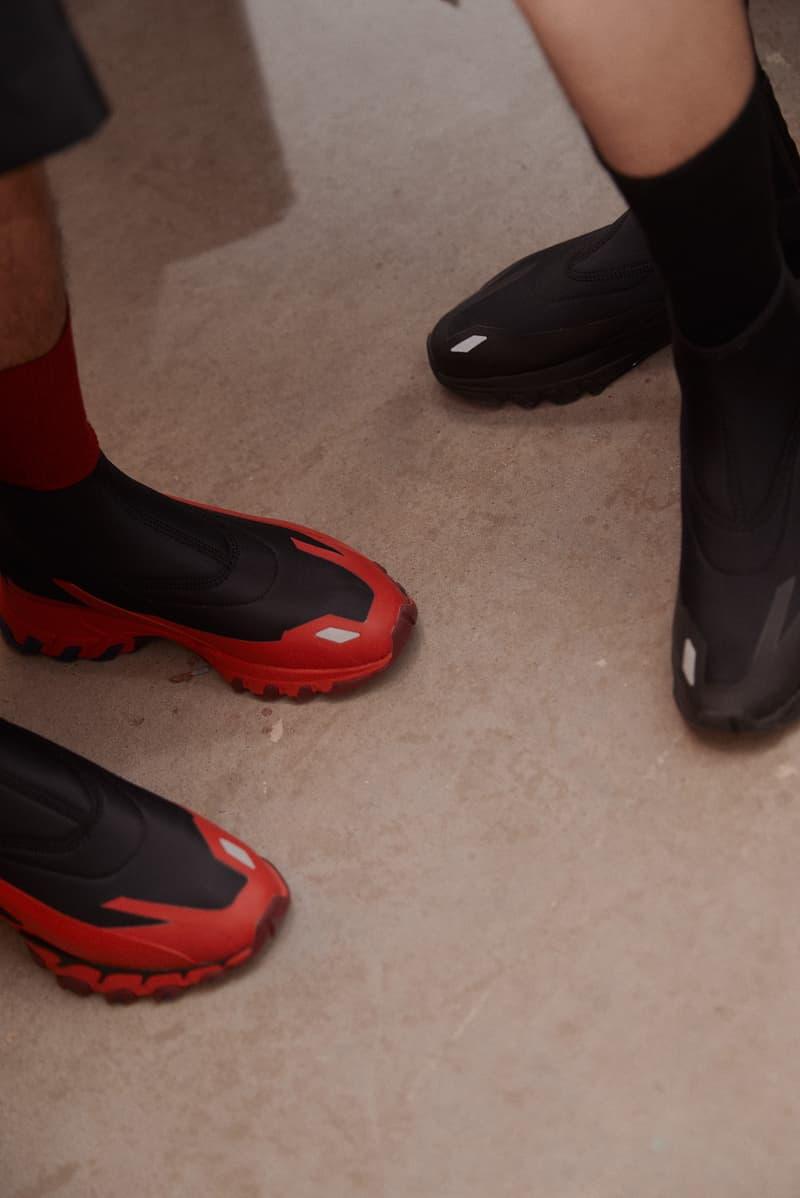 搶先預覽 XIMONLEE x Reebok 聯名 DMX Trail Hydrex 鞋款