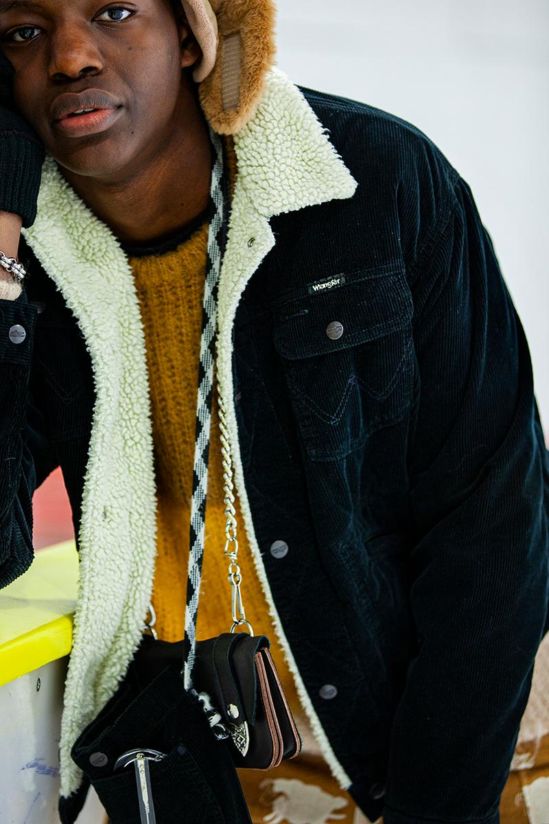 YSTRDY'S TMRRW 攜手美國工裝品牌 Wrangler 推出全新聯乘系列