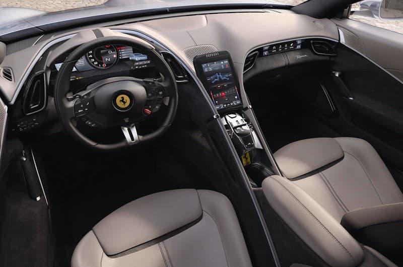 全新設計語言?Ferrari 發佈全新四座超跑「Roma」