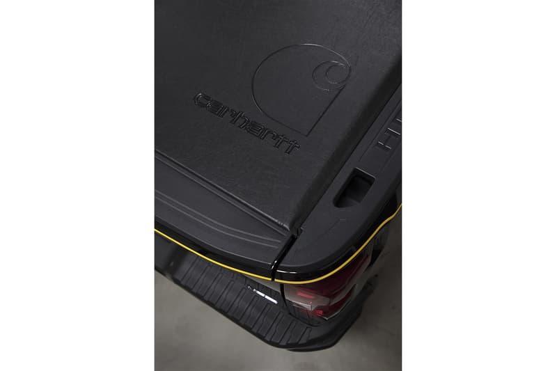 Chevrolet x Carhartt 聯手打造 2021 年式樣 Silverado HD 別注車型