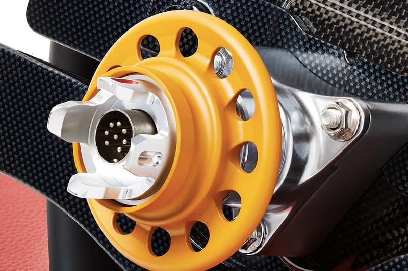 Amalgam Collection 推出 Ferrari 一級方程式 1:1 軚環複製收藏品