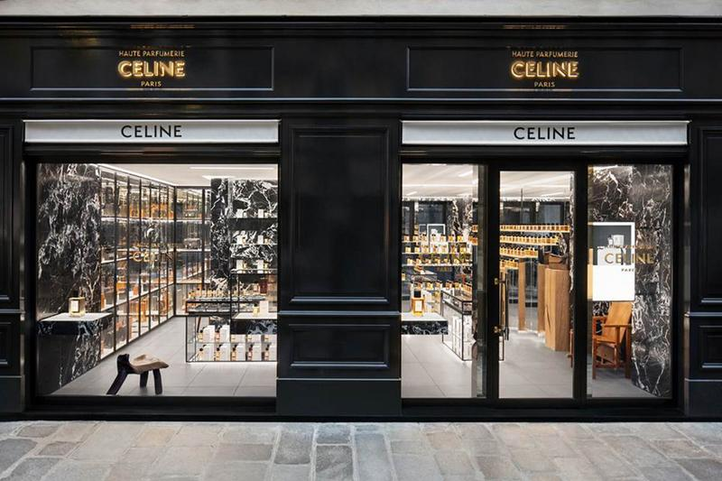 CELINE 釋出全新高級訂製香水系列 Haute Parfumerie