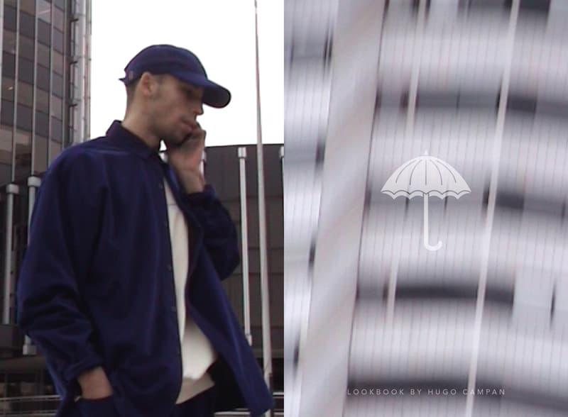 Hélas 发布 2019 全新秋冬「RAIN DROPS」系列 Lookbook
