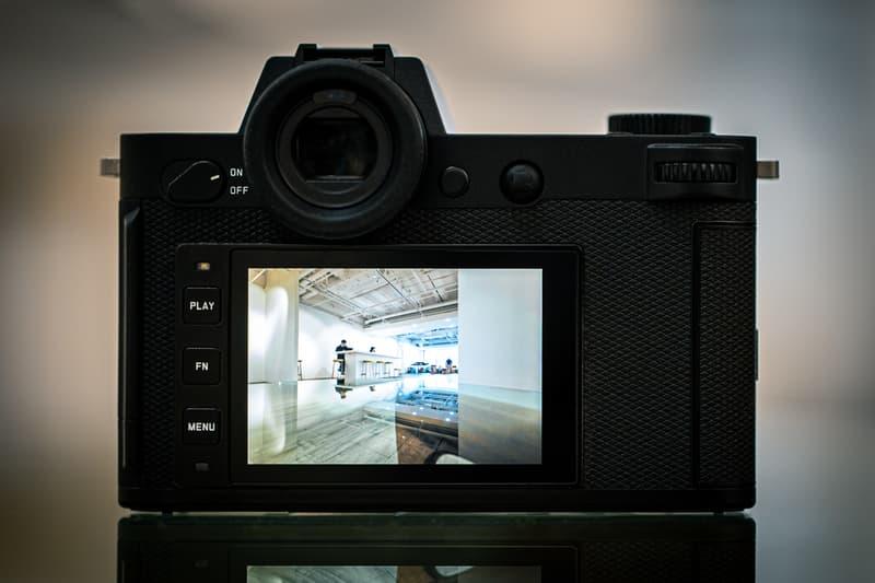 無與倫比-Leica 全新 SL2 無反系統相機近賞